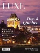 Magazine LUXE - Printemps 2011
