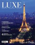 Magazine LUXE - Printemps 2012