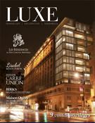 Magazine LUXE - Printemps 2013